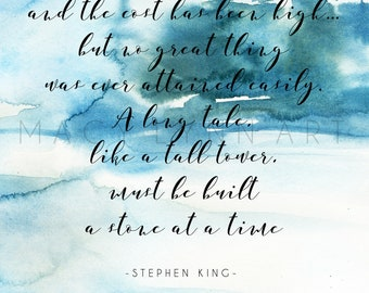 The Dark Tower   Quote