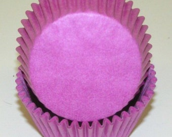 Orchid Cupcake Liners - 50 Count