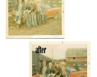 Photo Fix/Vintage Photo Fixed