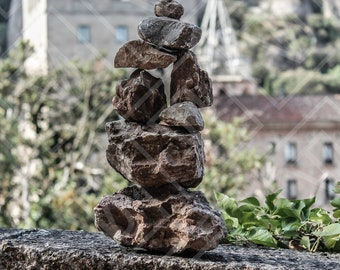 Mont Serrat, Spain Travel Photography Print, Wall Art, Fine Art Photography, Spanish Photography
