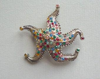 1930s Tutti-Frutti Starfish
