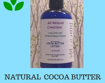 Cocoa Butter Lotion