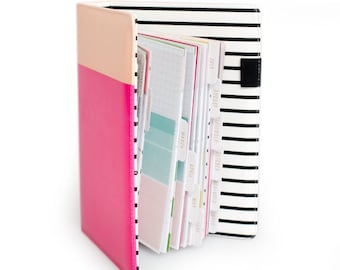Heidi Swapp Personal Memory Planner Kit Pink (319916)