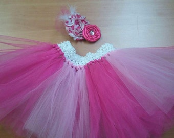 Tutu with Matching Clip