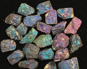 Chalcopyrite loose stones