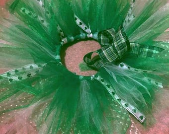 St Patricks Day Tutu