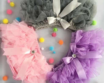 Baby girl/Tutu bloomer/ Baby girl/ 5 Colors/ SweetSparkle