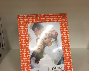 University of Tennessee 5x7 Picture Frame