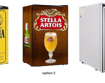 Red Bull Mini Kühlschrank Yoga : Refrigerator decal etsy