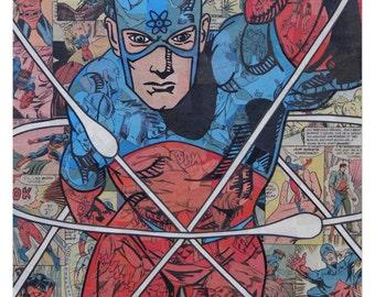 Atom Print 11x17