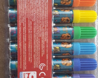 Star wars kids markers markers