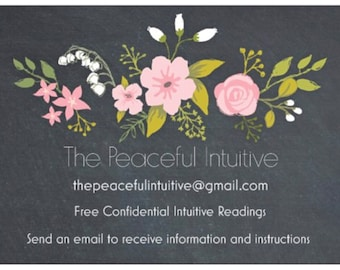 Free Single Question Intuitive Reading