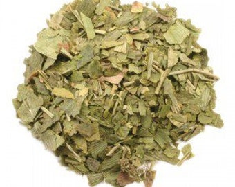 Ginkgo leaf, cut/s organic 1 oz