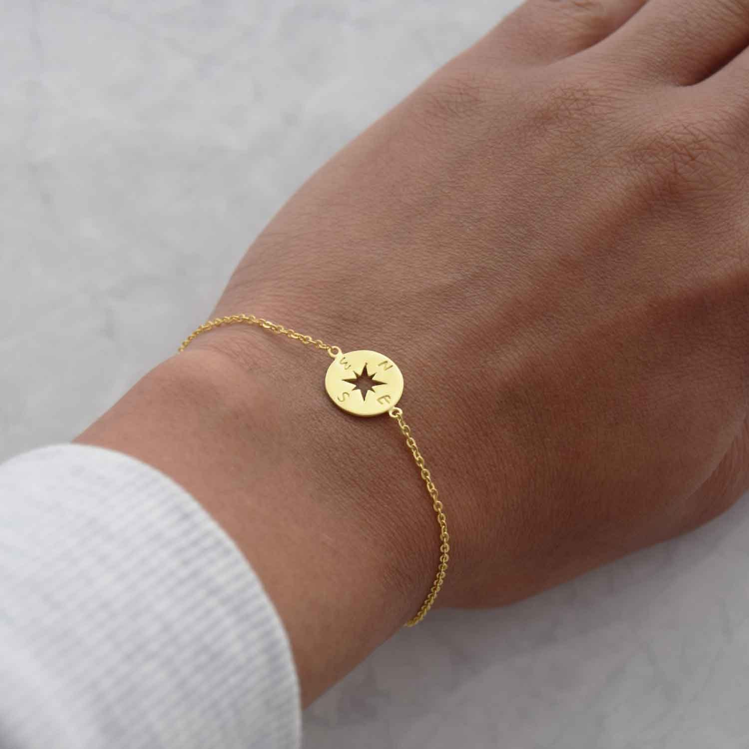 charm alex bracelet rs and compass bangle ani