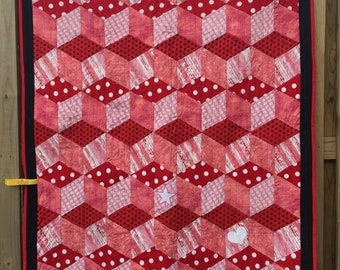 The Lady Bug Quilt