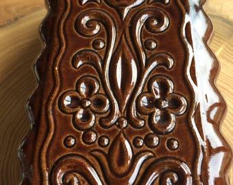 Cake Pans Cerabak West Germany (958-34)