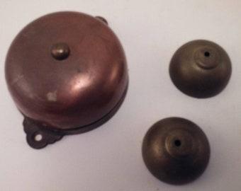 Antique Vintage Doorbell & Parts Door Bell