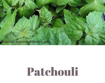 Patchouli essential oil QRDS
