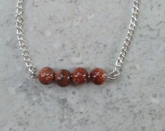 The Sun, Crystal healing, boho bracelet, stainless steel bracelet gemstone bracelet.