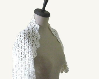 Wedding Shrug Bridal Shrug Ivory Shrug Bride Shrug Women Fashion Fall Fashion