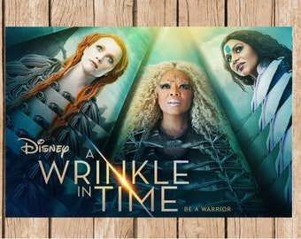A Wrinkle in Time Birthday Banner