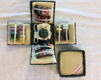 Vintage Singer Sewing Kit