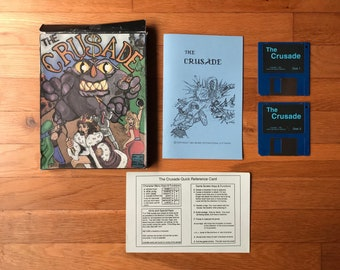 The Crusade for Amiga