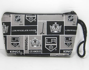 LA Kings Montego Wallet Wristlet Pouch