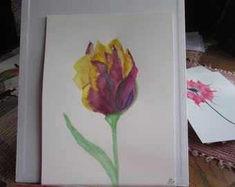 Spring- original watercolor