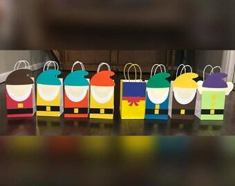 Snow White goodie bags