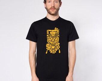 KillerBeeMoto: Honey Bee Mayan God Ah-Muzen-Cab Short & Long Sleeve Shirts
