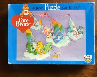 Care bears puzzle