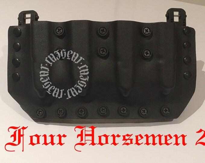 Four Horsemen 2 for Glock 17/19/23 Ammo Rig.