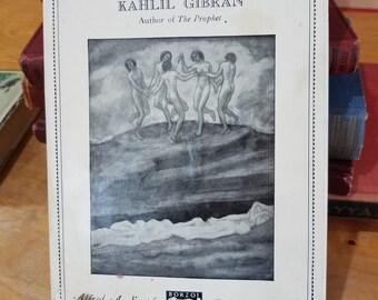 Sand and Foam Kahlil Gibran 1969