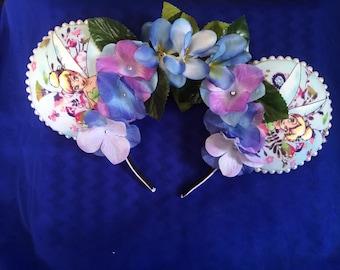 Tinkerbell Flower Ears
