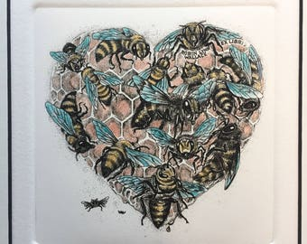 Beekeeper Heart.