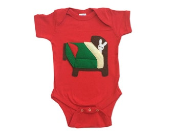 Good Night... Bunny Infant Bodysuit