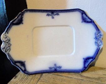 Antique Hamilton Porcelain Soap Dish made in England