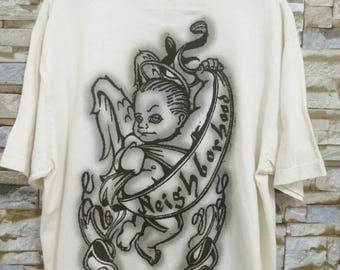 Vintage 90's Tony Alamo Beverly Hills Shirt Tie Dye Artist Classic Style California Art Work Wears T-Shirt Los Angeles KTjrcn5