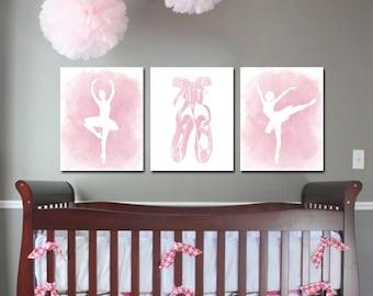 Ballet Print - Ballerina Print - Ballet Art - Ballerina - Ballet - Ballet Wall Art - Ballerina Wall Art - Ballet Nursery - Ballerina Nursery