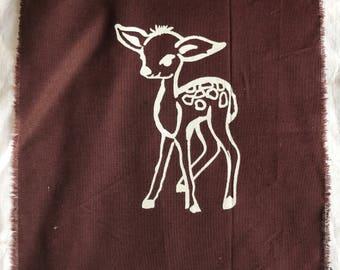 Deer Fawn Kurt patch patch MadeByMySister3