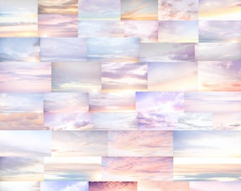 75 Hawaiin sky overlays