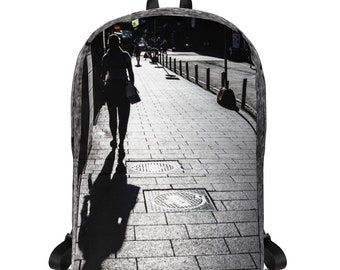 Streets of Helsinki - Backpack