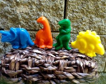 Jumbo dinosaur BIRTHDAY CAKE CANDLES 7.00
