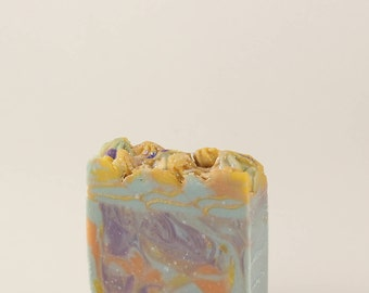 Honey and Caramel Pleasant Collection 4 oz handmade CP Soap