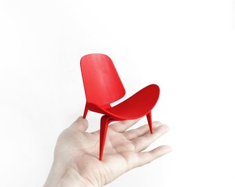 Scoop Lounge Chair 1/6th