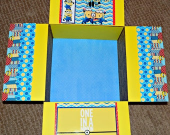 Care Package Kit - LDS Missionary Hump Day - 'One in a Minion' Mission Half-Way Kit - INSTANT DOWNLOAD