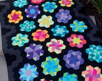 Jaybird Quilts - Sweet Tooth Block of the Month Pattern Booklet