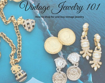 How to Buy Vintage Jewelry - Vintage Jewelry 101