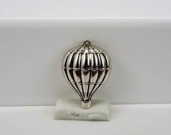 Hot Air Balloon Pendant, Balloon Pendant, Fire Balloon Pendant